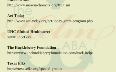 New Year, New Deductible?  Check out these grants!