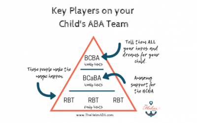 Key Players on Your Child's ABA Team